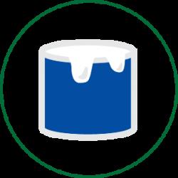 Lead paint icon