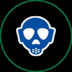 asbestos icon