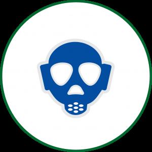 Asbestos circle